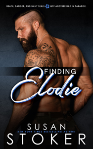 Finding Elodie Book Cover