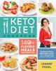 Leanne Vogel - The Keto Diet Cookbook kunstwerk