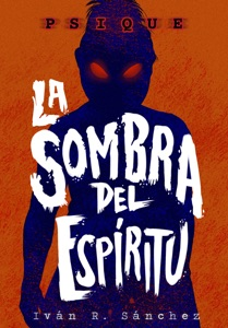 PSIQUE -  LA SOMBRA DEL ESPÍRITU Book Cover