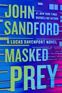 Masked Prey Book Cover