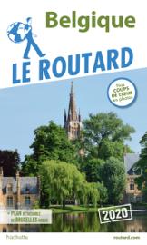 Guide du Routard Belgique 2020