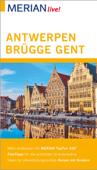 MERIAN live! Reiseführer Antwerpen, Brügge, Gent