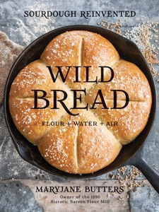 Wild Bread by MaryJane Butters Book Cover