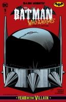 Dark Nights: The Batman Who Laughs #1 SE (Direct Market) (2019-) #1