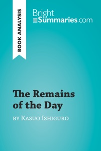 The Remains of the Day by Kazuo Ishiguro (Book Analysis) Book Cover