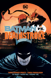 Batman vs. Deathstroke (Rebirth)