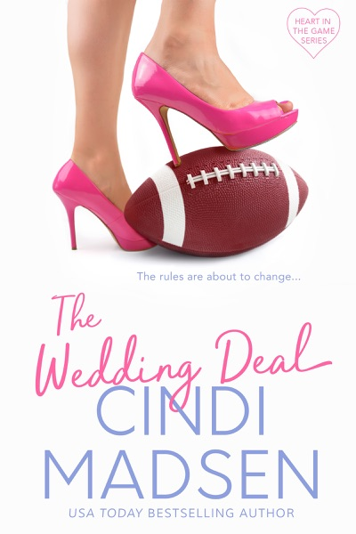 The Wedding Deal - Cindi Madsen book cover