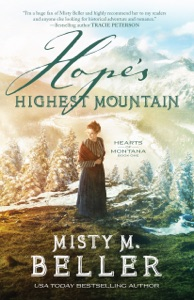 Hope's Highest Mountain Book Cover