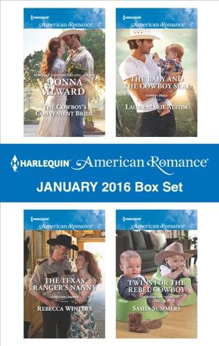 Donna Alward, Rebecca Winters, Laura Marie Altom & Sasha Summers - Harlequin American Romance January 2016  Box Set