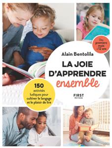 La joie d'apprendre ensemble - 150 activités ludiques pour cultiver le langage et le plaisir de lire La couverture du livre martien