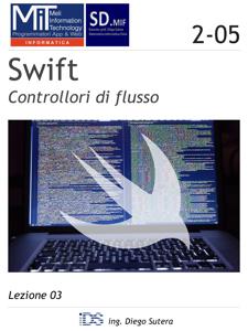 Swift - Controllori di flusso Libro Cover