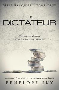 Le dictateur La couverture du livre martien