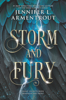 Jennifer L. Armentrout - Storm and Fury artwork