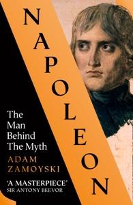 Napoleon von Adam Zamoyski Buch-Cover