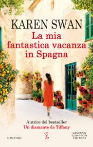 La mia fantastica vacanza in Spagna Copertina del libro