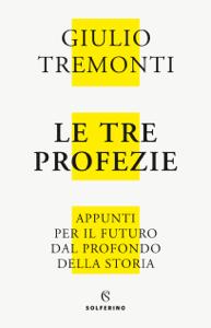 Le tre profezie Copertina del libro
