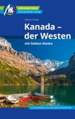 Kanada  - der Westen Reiseführer Michael Müller Verlag