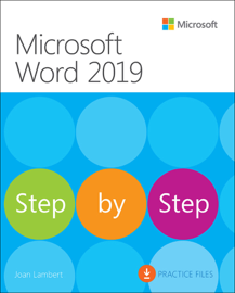 Microsoft Word 2019 Step by Step, 1/e