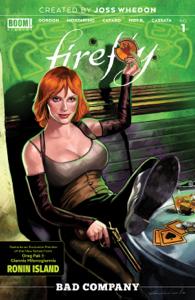 Firefly: Bad Company #1 Libro Cover