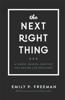 Emily Freeman - Next Right Thing artwork
