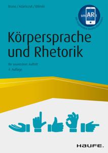 Körpersprache und Rhetorik Buch-Cover