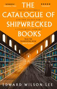 The Catalogue of Shipwrecked Books La couverture du livre martien