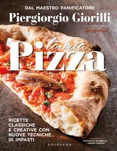 La mia pizza di Piergiorgio Giorilli Copertina del libro