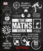 DK - The Maths Book artwork