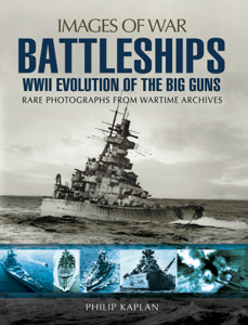 Battleships: WWII Evolution of the Big Guns Buch-Cover