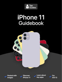 iPhone 11 Guidebook