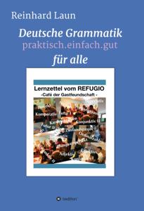 DEUTSCHE GRAMMATIK FÜR ALLE Buch-Cover