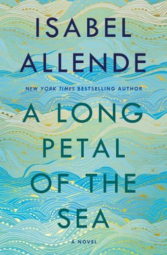A Long Petal of the Sea Book