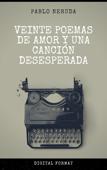 Veinte poemas de amor y una canción desesperada Book Cover