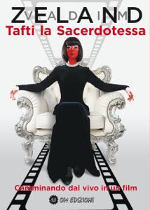 Tafti la Sacerdotessa Libro Cover