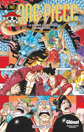 One Piece - Édition originale - Tome 92
