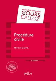 Procédure civile - 2e éd.
