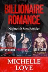 Billionaire Romance: Nightclub Sins Box Set