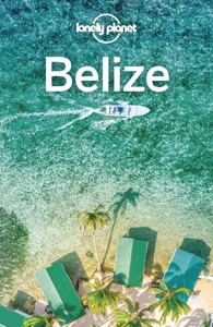 Belize Travel Guide Book Cover