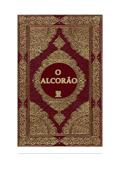 O Alcorão Book Cover