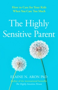 The Highly Sensitive Parent Book Cover