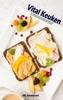Vital Keuken: 400 Heerlijke En Gezonde Recepten Van De Atleten Keuken (Gezonde Keuken)