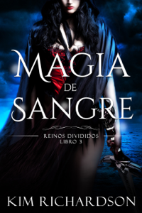 Magia de Sangre Book Cover