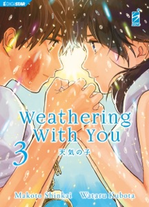 Weathering With You 3 Book Cover