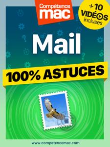 Mail pour macOS - 100% Astuces Couverture de livre