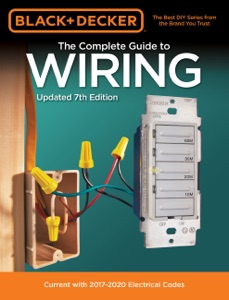 Black & Decker The Complete Guide to Wiring, Updated 7th Edition Book Cover
