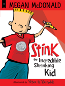 Stink the Incredible Shrinking Kid (Book #1) Book Cover