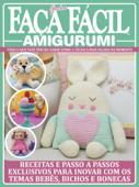 Guia Faça Fácil Amigurumi Ed 01 Book Cover