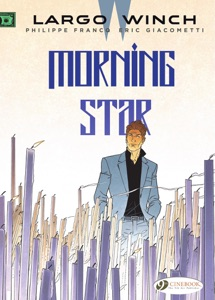 Largo Winch 17 - Morning Star Book Cover