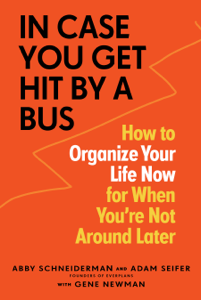 In Case You Get Hit by a Bus Book Cover