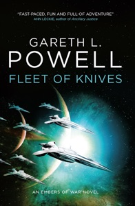 Fleet of Knives Book Cover